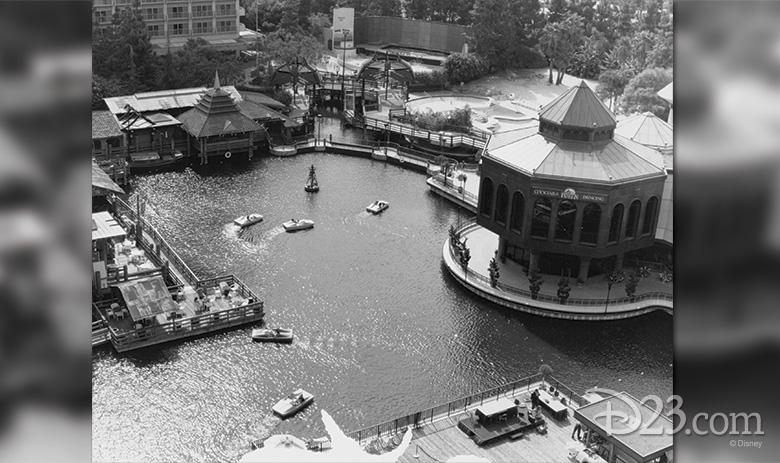 Disneyland Hotel Marina