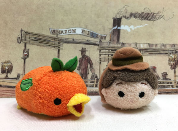 jungle cruise tsum tsum