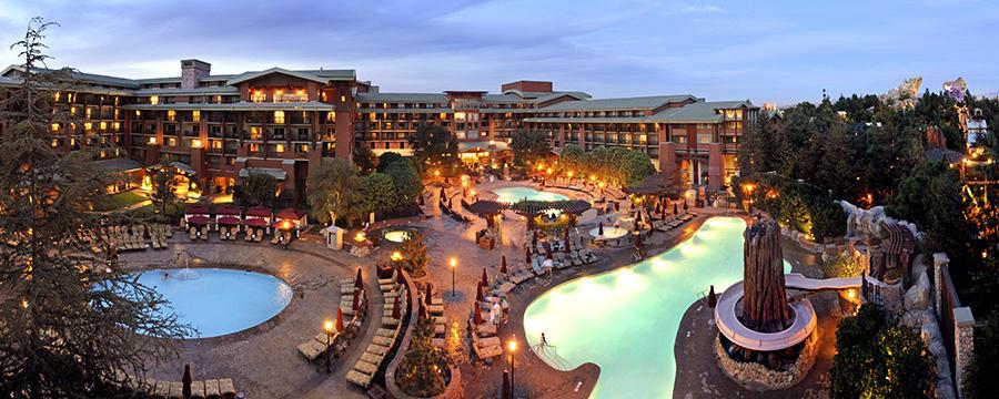Disneyland Resort Grand Californian Hotel