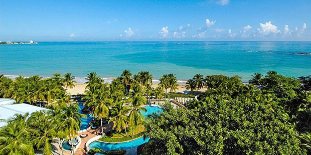 El San Juan Resort & Casino, Puerto Rico