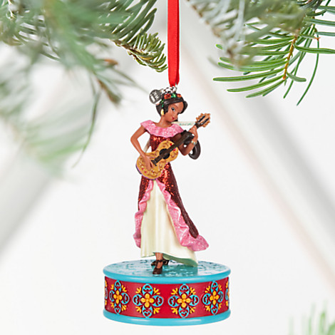 Elena of Avalor Christmas Ornament
