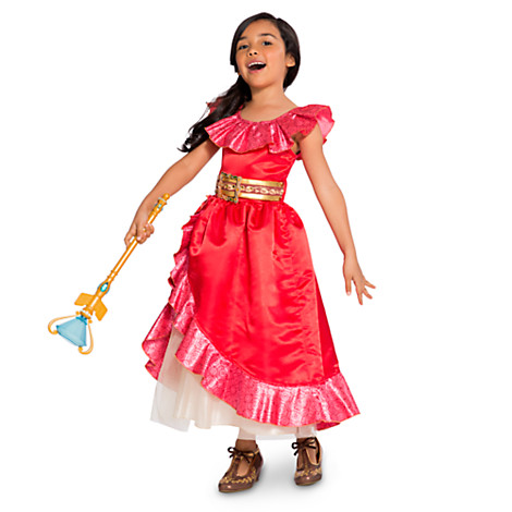 Elena of Avalor Disney Costume