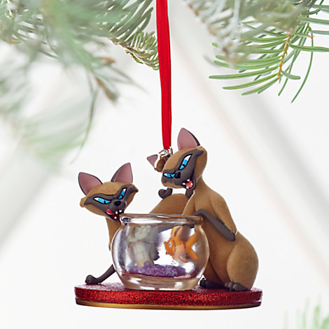Lady & The Tramp Ornament