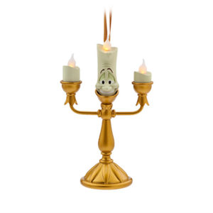 Lumiere Disney Ornament