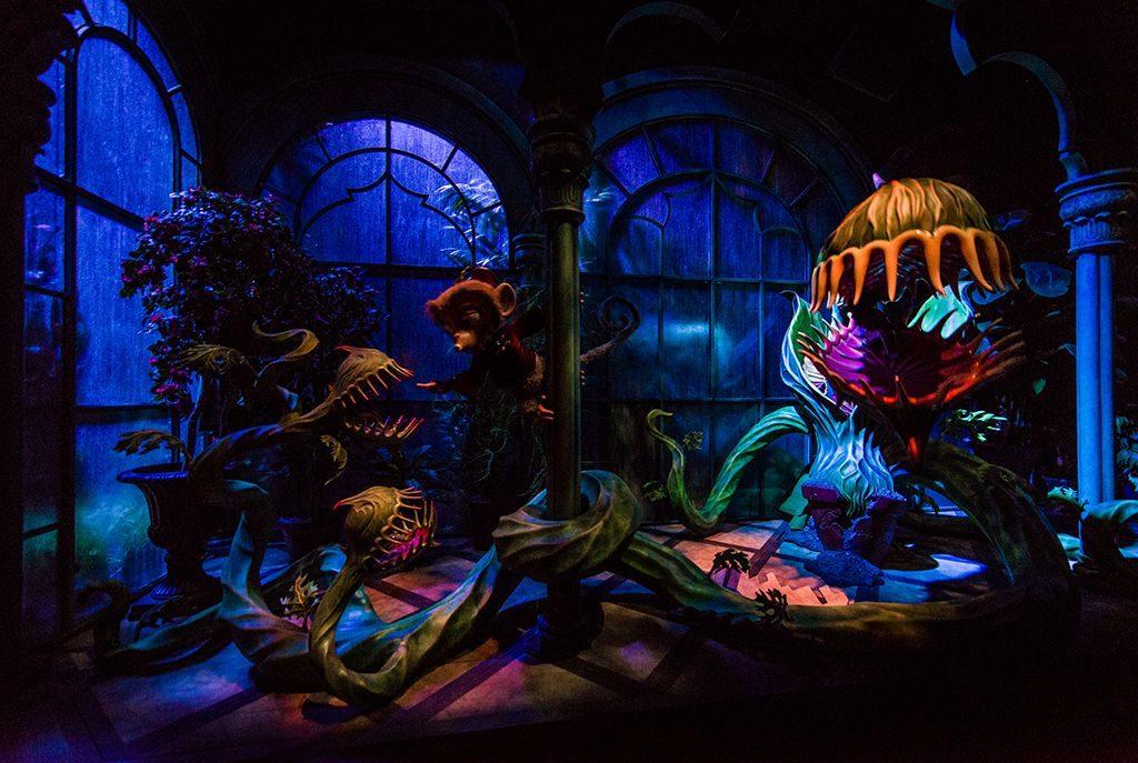Mystic Manor Hong Kong Disney