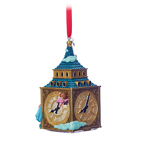 Peter Pan 2016 ornament