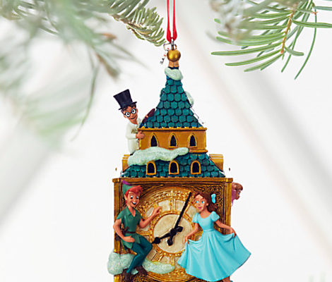 top 7 disney christmas ornaments 2016 search princess - Disney Beauty And The Beast Christmas Decorations