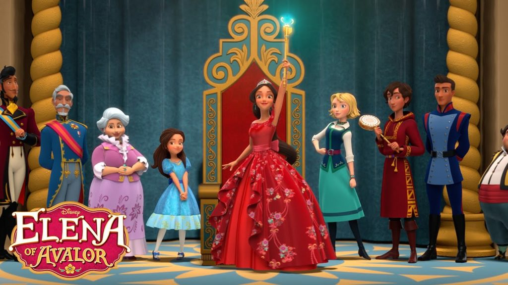 Elena of Avalor Halloween Costume