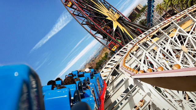 California Screamin Coaster