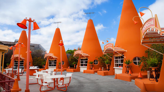 Cozy Cone Motel Restaurant