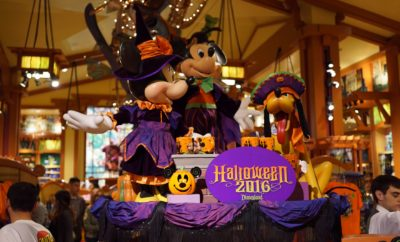 Disneyland Halloween Merchandise 2016