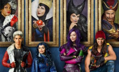 Descendants Disney Channel Original Movie
