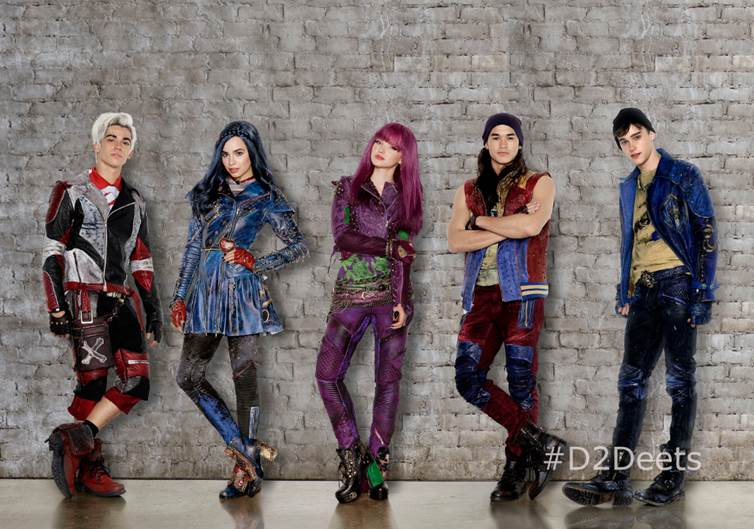 Descendants 2 First Look
