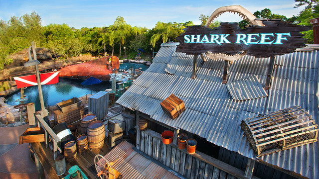 Shark Reef to close