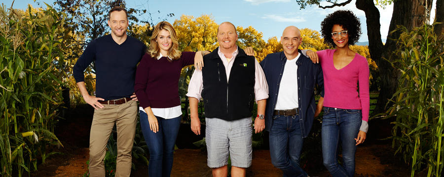 The Chew at Epcot Food and Wine Festival