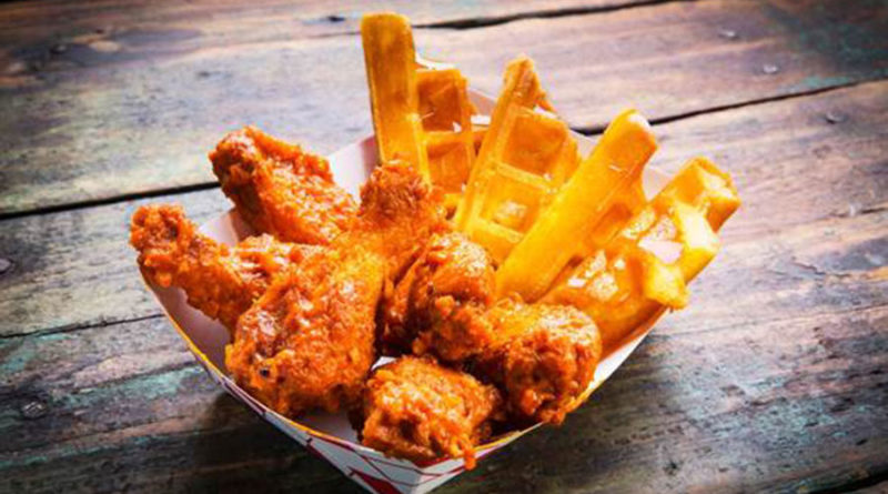 BrewWings Food Truck comes to Downtown Disney