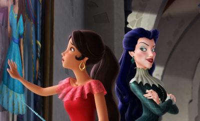 elena and the secret of avalor tv movie