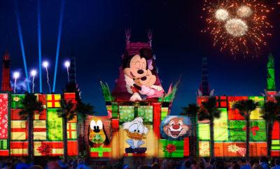 Disney Christmas Show