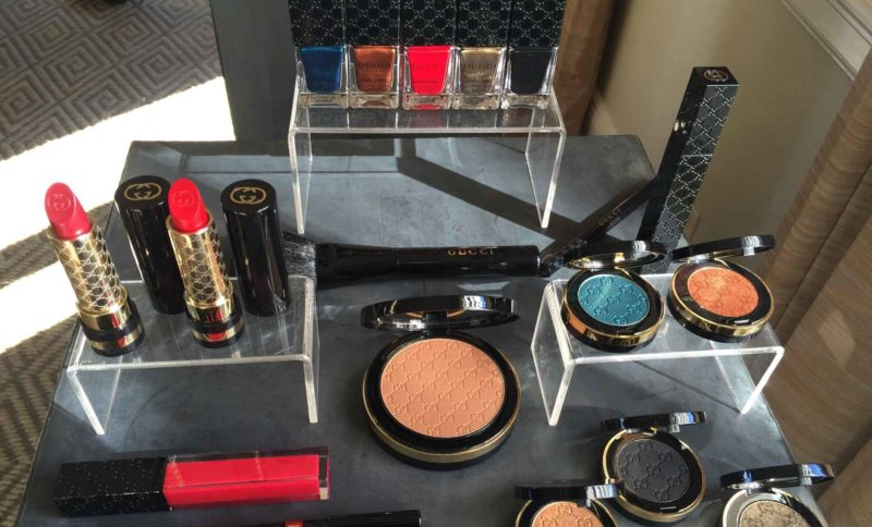 gucci beauty collection