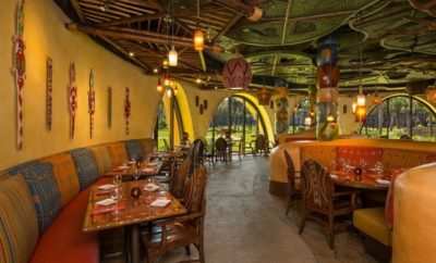 Best Animal Kingdom Restaurants