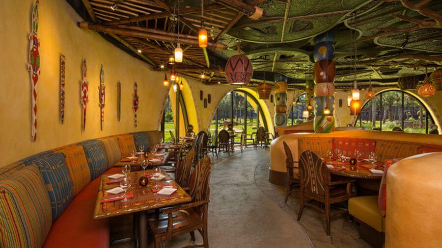 Definitive guide to dining at the animal kingdom park