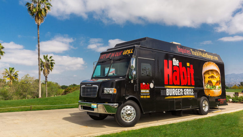 Habit Food Truck comes to Downtown Disney in October