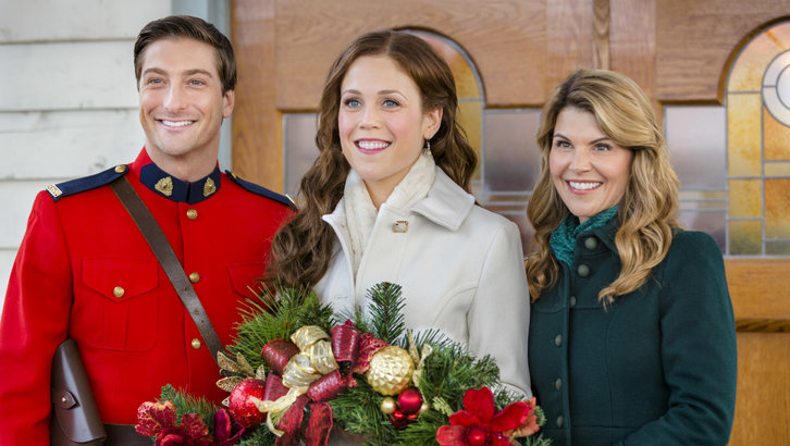 Guide to hallmark channel 39 s countdown to christmas for What channel are christmas movies on