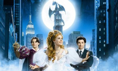 Enchanted Sequel Disenchanted