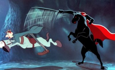 Disneys the legend of sleepy hollow