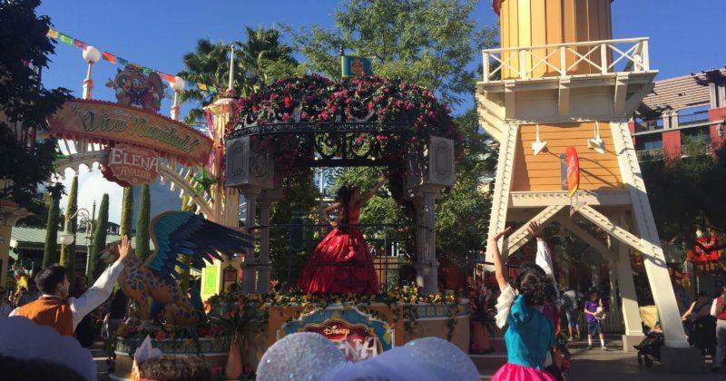 Elena of Avalor Parade