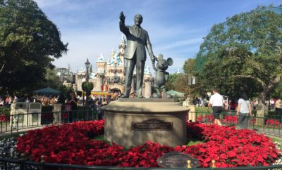 Disneyland Resort Christmas Shows