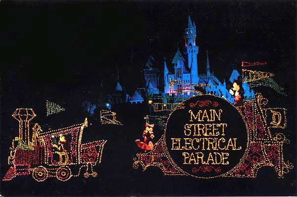 Original Main Street Electrical Parade