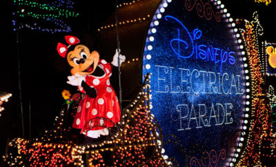 Main Street Electrical Parade Returns