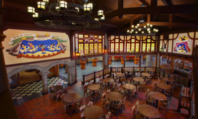 New Walt Disney World dining plan