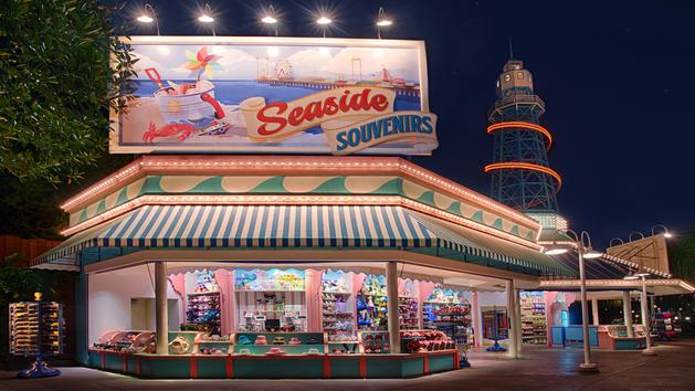 Lunar New Year Merchandise Disneyland