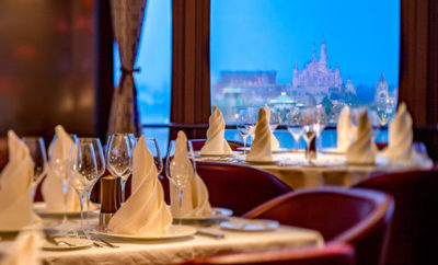 Aurora Restaurant Shanghai Disney Resort