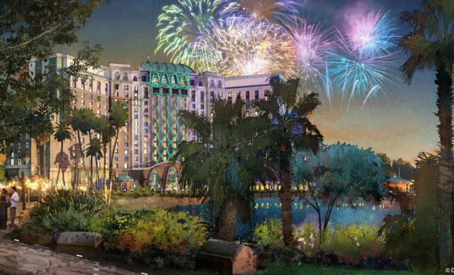 Disney Coronado Springs Expansion