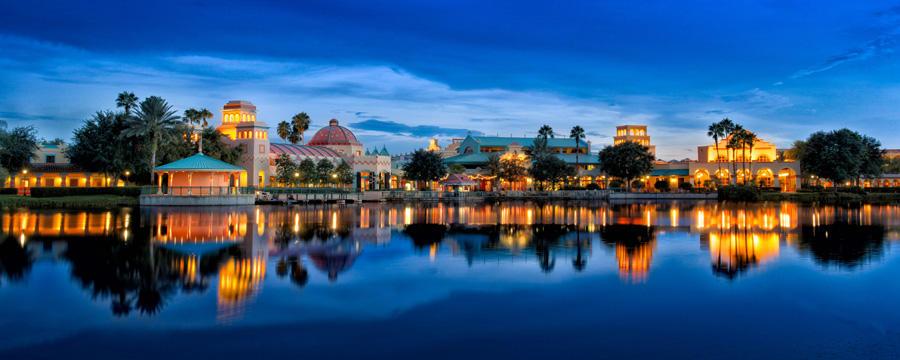 Disney's Coronado Springs Hotel