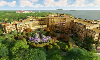 New Hong Kong Disney Resort