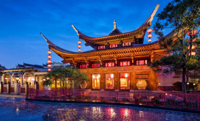 best shanghai disneyland restaurants