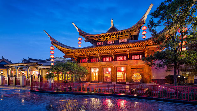Best Shanghai Disneyland Restaurants Awesome Ideas