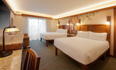 Grand Californian Hotel and Spa remodel
