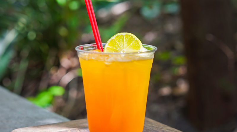 Pirates of the Caribbean specialty drink