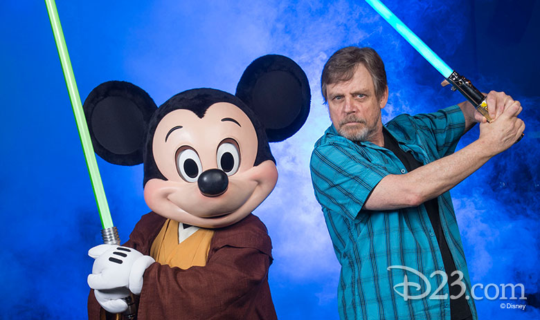 Mark Hamill Disney Legend