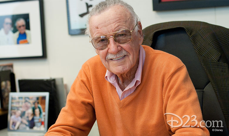 Stan Lee Disney Legend
